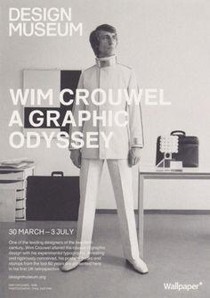 papeRocksciSors #crouwel #wim