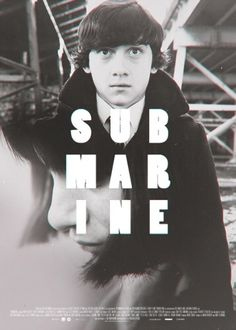 Submarine #film #film poster #submarine