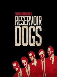 Lover & Scorpio #dogs #tarantino #minimal #poster #cartel #reservoir #quentin