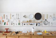 Jasper Morrison Ltd shop in London, #kitchen