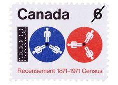 grain edit1970s #canada #stamp #design #1971