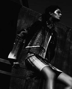 Mikayla by Matthew Lyn for NOI.SE #fashion #model #photography #girl