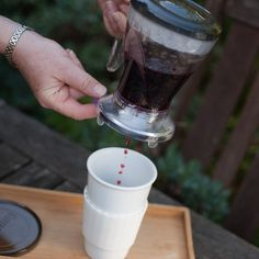 Teaze Tea Infuser #tech #flow #gadget #gift #ideas #cool