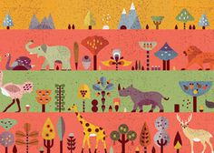 Art of Science / Lotta Nieminen #illustration #texture #color #lotta #nieminen