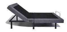 dreamcloud's adjustable bed frame - head up position