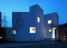 Diamond Residence by Hiroyuki Arima