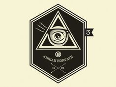Logo d #detective #law #lawyers #private eye #secret society