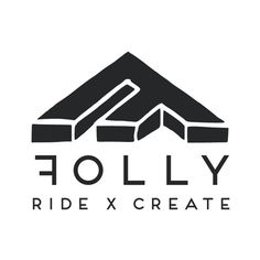folly-new-identity-export.png #logo #logotype #bike #folly