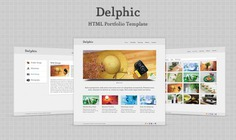 Delphic - html template Free Psd. See more inspiration related to Template, Contact, Portfolio, Form, Post, Blog, Carousel, Contact form, Html and Horizontal on Freepik.