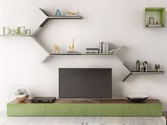 Tarvo Wall Shelf #tech #flow #gadget #gift #ideas #cool