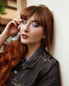 Gorgeous Female Portrait Photography by Karina Martins