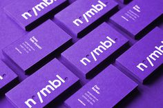 NYMBL. Business Cards