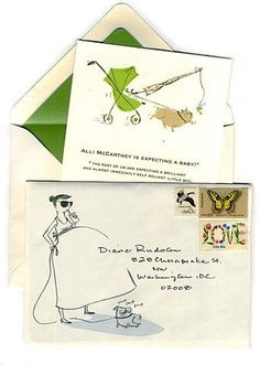 heatherross - journal - Designing Invitations and Stationery forFriends... #stationary
