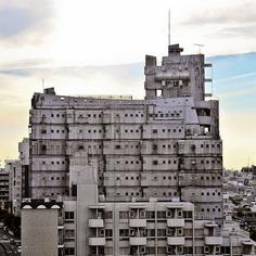 Hidden Architecture: New Sky Building #3