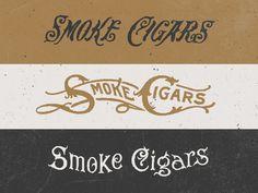 Cigar Type Options