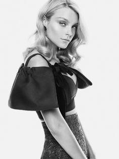 MindSpárkle Magazine — Джессика Стэм для журнала Harpers Bazaar Australia