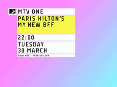 Creative Review - MTV's brand new look #ident #design #title
