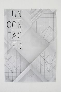 NON by Kim - Uncontacted : Louis Reith #poster