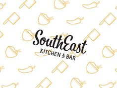 Branding #vector #branding #icons #food #restaurant #logo #typography