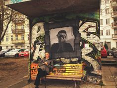 Berlin reclaim your city | Flickr - David Walby #graffiti #walby #iphone #photography #david #berlin