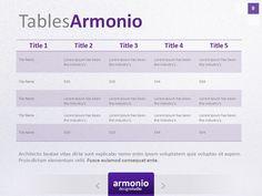 Armonio Power Point Presentation by EAMejia | GraphicRiver