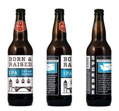 No-Li Brewhouse #labels #beer #illustration #design