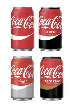 Coca-Cola new identity