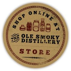 Ole Smoky Moonshine #packaging #alcohol #design #typography