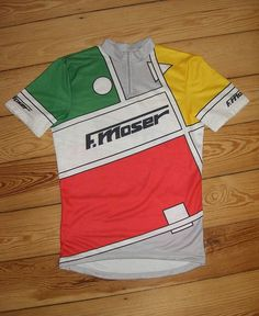 Francesco Moser Retro Jersey by makzone73 / Marcello, via Flickr #jersey