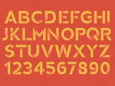Summer Art Show Font #font #warm