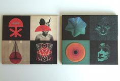 Creative Review - Record Sleeves of the Month #jimmy #yellowire #turell