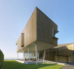 Spiral House in Connecticut Integrating Modern Coastal Design 1