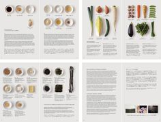 The Foreign Japanese Kitchen - Moé Takemura #layout #design #editorial