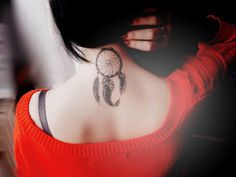 Small Neck Tattoos For Women