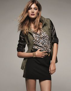 Greg Kadel for H&M Campaign #fashion #model #photography #girl
