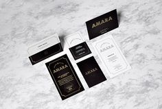 Amara by Firmalt #print #graphic design