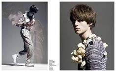 shades of you | Volt Café | by Volt Magazine #beauty #design #graphic #volt #photography #art #fashion #layout #magazine #typography