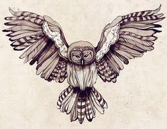 Sarah Blake aka ZSO #owl