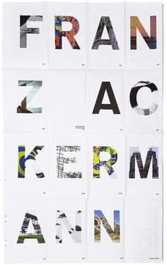 Research and Development #catalogue #print #poster