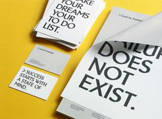 Lead by Example 5 #print #stationery
