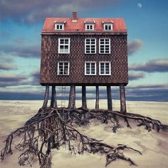 Photo Manipulations by Dariusz Klimczak » Creative Photography Blog #inspiration #photography #manipulations