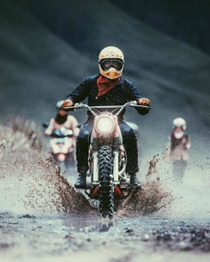 NOW AND THEN #moto