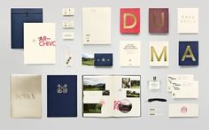 design work life » cataloging inspiration daily #anagrama #print #identity #sofia #gold