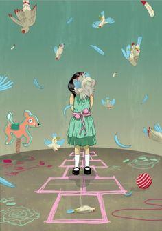 Illustrations by Devin McGrath | Cuded #devin #illustrations #mcgrath
