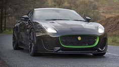 #ListerThunder Is a 666-HP Jaguar F-Type Supercar