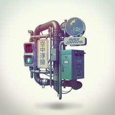 Random on the Behance Network