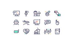 Smartly.io Icons by Joonas Jansson #icon #icons #iconography #icondesign #symbol #sign #emblem #picto #pictogram #line #minimal #graphicdesi