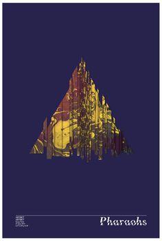 Scenes in Waveforms #waveforms #in #sbtrkt #pyramids #scenes #photography #macro