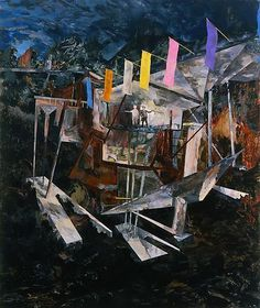 Hernan Bas Artists Lehmann Maupin #acrylic #painting