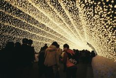 Japans Tunnel of Lights 3
